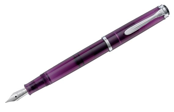 Pelikan Special Edition Classic M205 Amethyst Fountain Pen