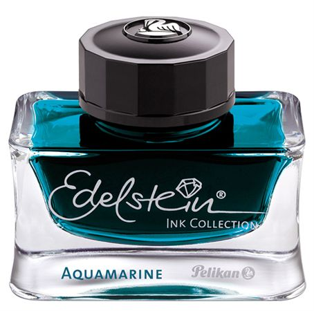 Pelikan Limited Edition Edelstein 2016 Aquamarine Ink Bottle