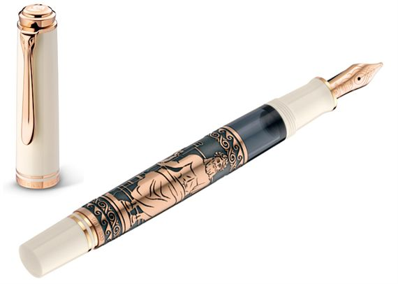 Pelikan Limited Edition The Statue of Zeus Fountain Pen