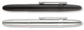 Fisher Bullet Ballpoint Pen with Clip