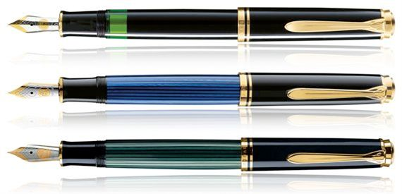 Pelikan Souveran M400 Fountain Pen