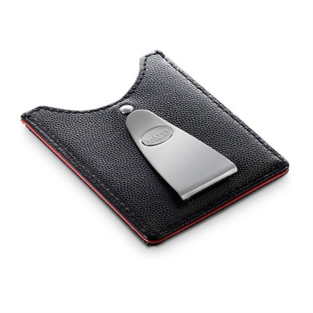 Dalvey Leather Credit Card / Money Clip
