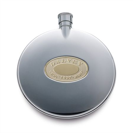 Dalvey Stainless Classic Flask