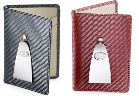 Dalvey Continental Wallet / Card Case / Money Clip