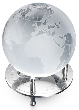Dalvey Desk Globe and Stand