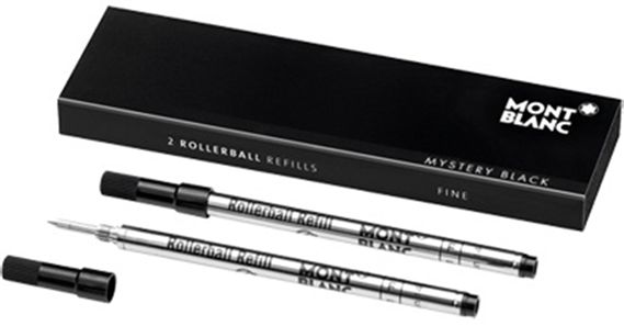 Montblanc Classique Rollerball Pen Refill 2 Pack