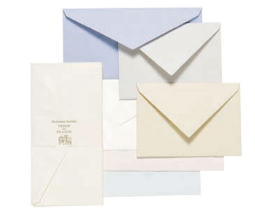 Exaclair G. Lalo Verge De France Envelopes 4 1/4 x 8 1/2