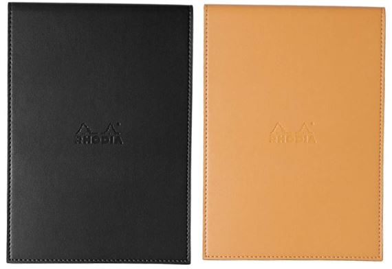 Rhodia Pad Holder With Pad And Pen Loop 6 X 8 3/4
