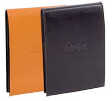 Rhodia Pad Holder With Pad 3 1/2 X 4 1/2