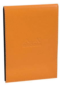 Rhodia Pad Holder With Pad 4 1/2 X 6 1/4