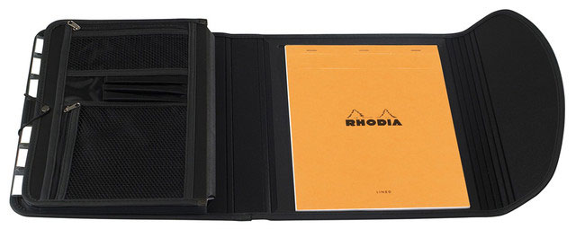 Exaclair Exafolio Portfolio With Rhodia Pad