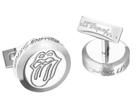 Dupont Limited Edition Rolling Stones Cufflinks