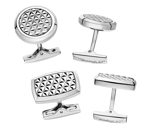 Dupont Fire Head Cufflinks