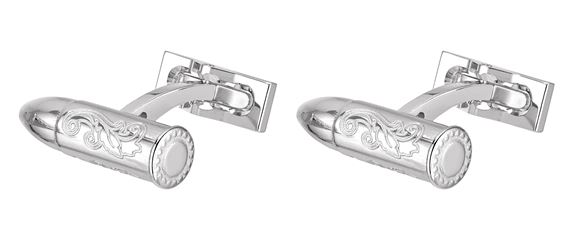 Dupont Conquest of the Wild West Premium Cufflinks