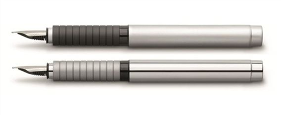 Faber-Castell Basic Metal Fountain Pen