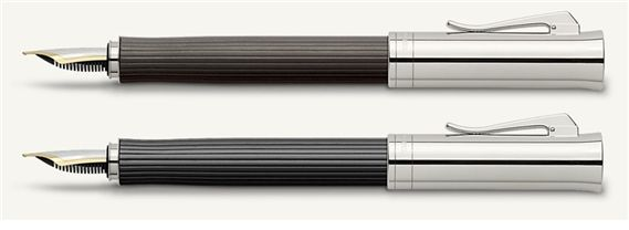 Graf von Faber-Castell Intuition Platino Wood Fountain Pen
