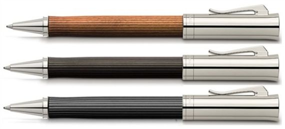 Graf von Faber-Castell Intuition Platino Wood Rollerball Pen