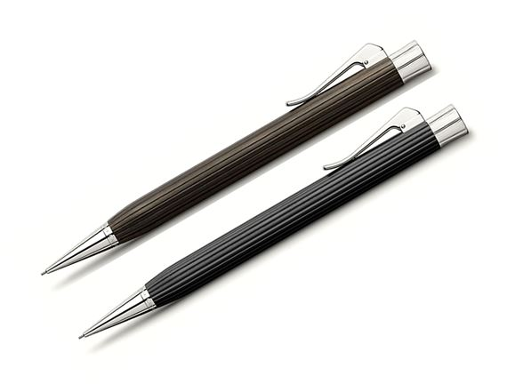 Graf von Faber-Castell Intuition Platino Wood 0.7mm Pencil
