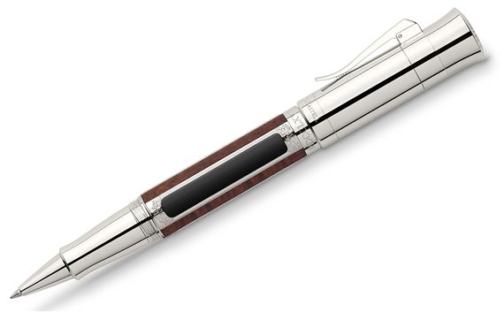 Graf Von Faber-Castell 2016 Platinum Pen of the Year Rollerball Pen