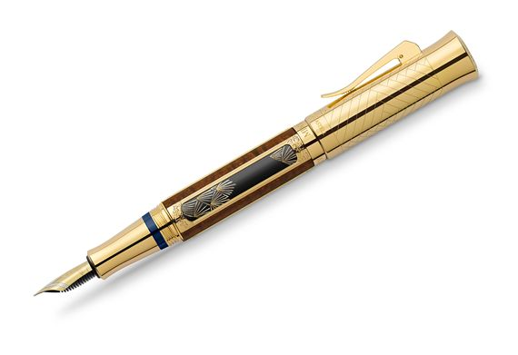 Graf Von Faber-Castell 2016 Gold Pen of the Year Fountain Pen
