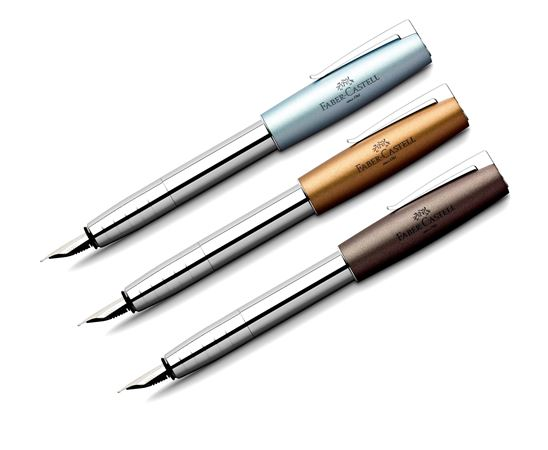 Faber Castell Loom Metallic Fountain Pen
