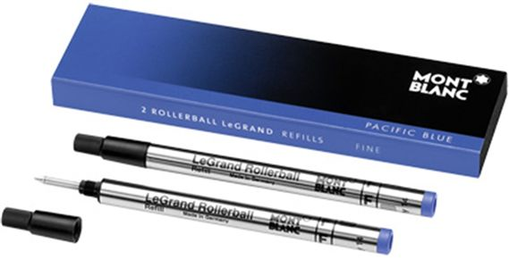 Montblanc LeGrand Rollerball Pen Refill - 2 Pack