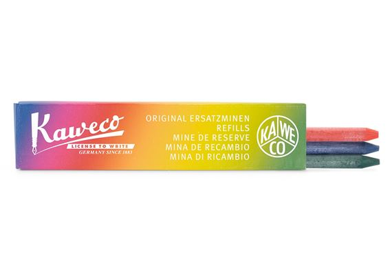 Kaweco 5.6mm Colored Lead 3 Pack
