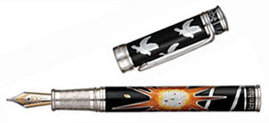 David Oscarson Alfred Nobel Limited Edition Fountain Pen
