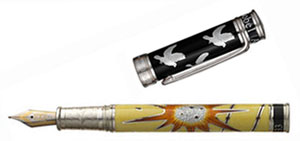 David Oscarson Alfred Nobel Limited Edition Rollerball