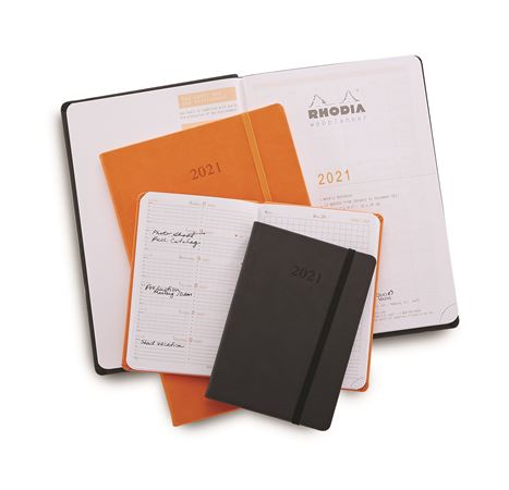 Rhodia 2021 Weekly Planner  4 x 6