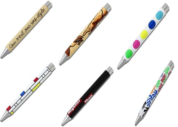Acme Stylo 33 Retractable Rollerball