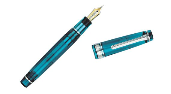 Sailor Limited Professional Gear Lucky Charm Fountain Pen