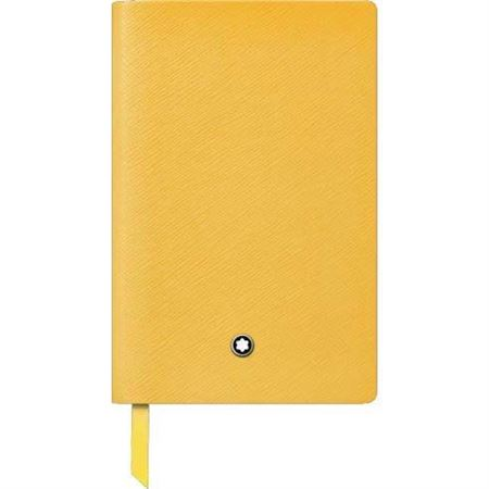 Montblanc 146 Notebook Mustand Yellow Lined
