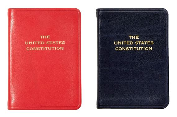 Graphic Image Mini U.S. Constitution