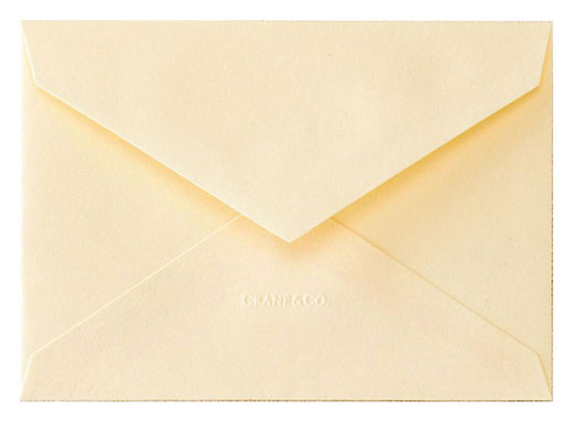 Crane Ecruwhite Corrine Envelopes 25 Pack