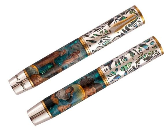 Krone Limited Sigmund Freud Fountain Pen