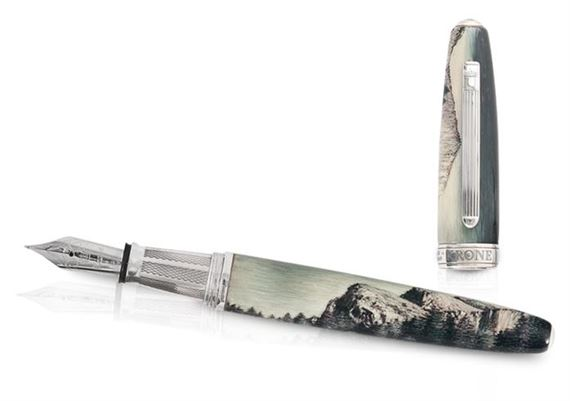 Krone Limited Edition John Muir Fountain Pen