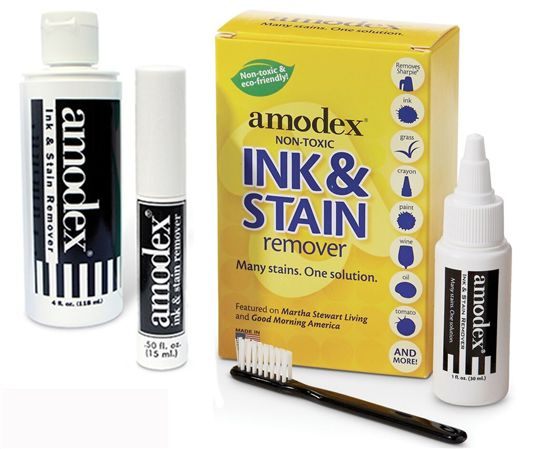 Amodex Ink and Stain Remover Hot Box