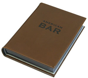 Graphic Image American Bar Book
