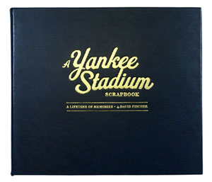 Graphic Image Yankee Stadium Scrapbook