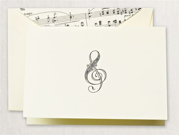 Crane Treble Clef Notes 10/10