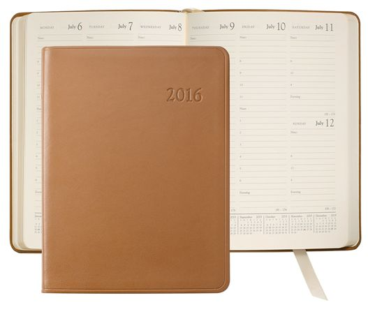 Graphic Image 2017 Desk Planner