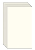 Graphic Image 3x5 Plain Jotter Note Cards 100 Pack