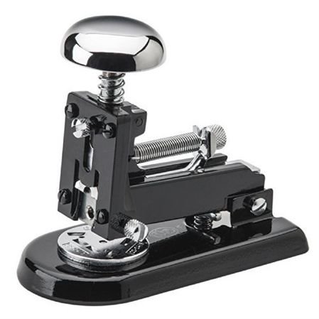 El Casco Stapler Chrome/Black