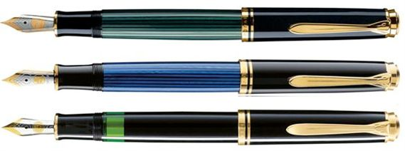 Pelikan Souveran 800 Fountain Pen