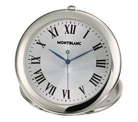 Montblanc Travel Desk Clock