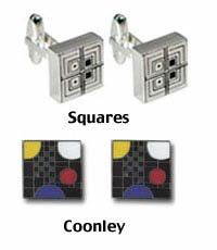 ACME Frank Lloyd Wright Inspired Cufflinks