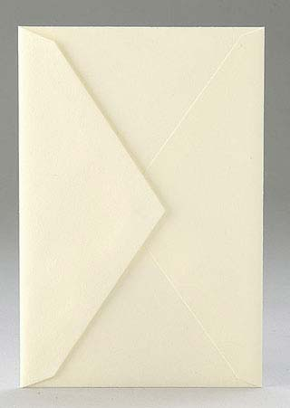 Crane Ecru Envelopes