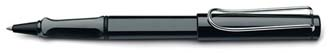 Lamy Special Edition Safari Shiny Black Rollerball Pen
