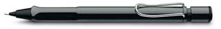 Lamy Special Edition Safari Shiny Black 0.5mm Pencil